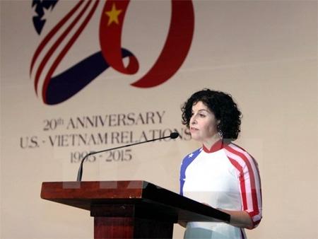 Tổng lãnh sự Hoa Kỳ Rena Bitter