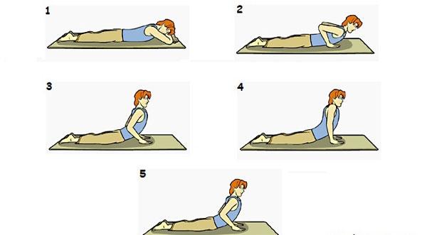 bài tập Yoga đơn giản giúp bụng phẳng eo thon